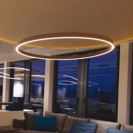 o grande suspension design leds bursztyn. Black Bedroom Furniture Sets. Home Design Ideas