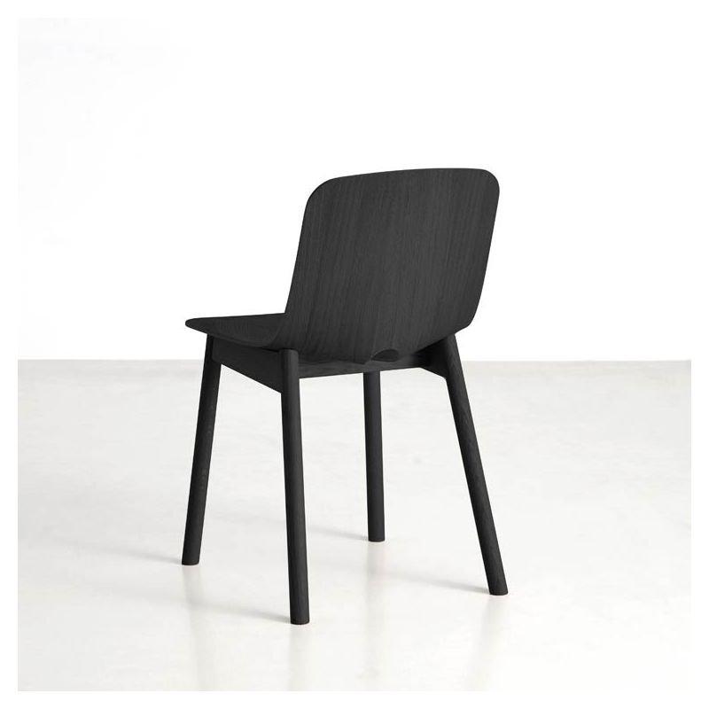 mono chaise design danois en bois woud. Black Bedroom Furniture Sets. Home Design Ideas