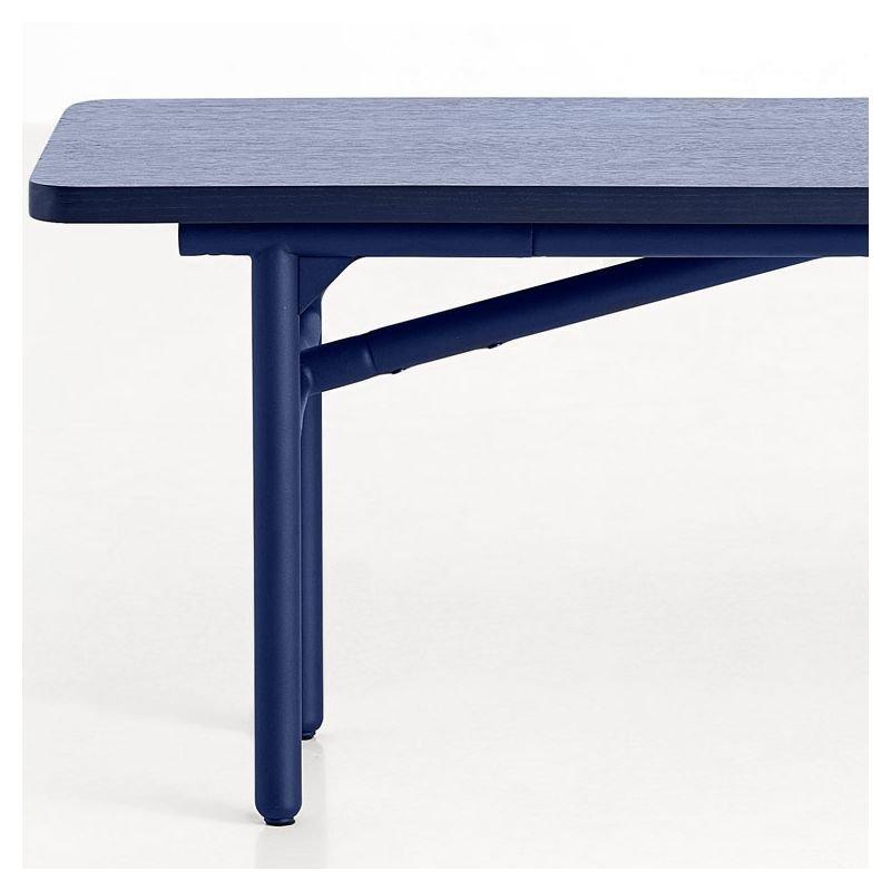 diagonal banc design en bois m tal woud. Black Bedroom Furniture Sets. Home Design Ideas