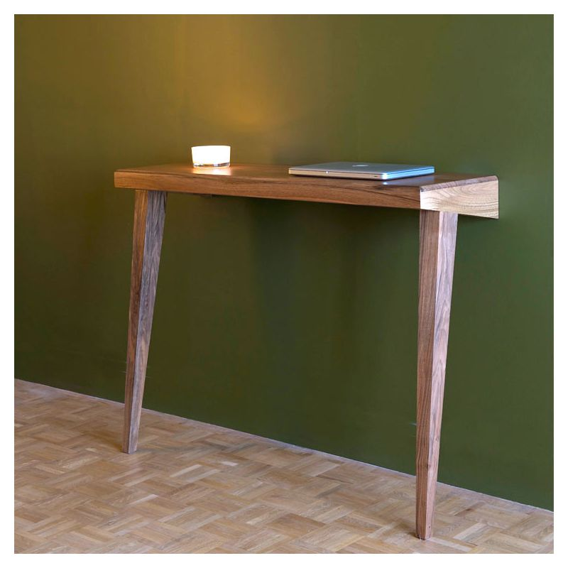 console contemporaine en bois om10 mjiila. Black Bedroom Furniture Sets. Home Design Ideas