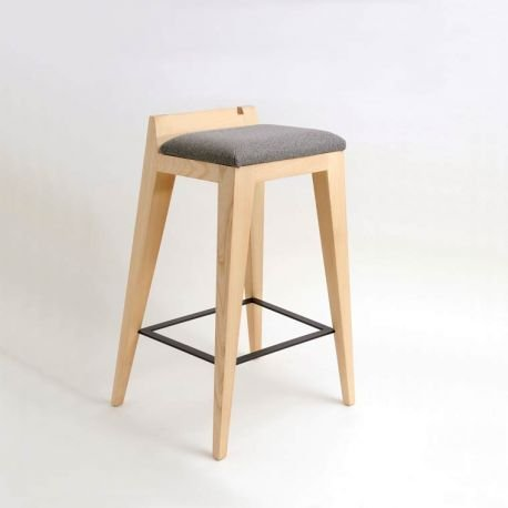 tabouret de bar design en bois om 16 0 mjiila. Black Bedroom Furniture Sets. Home Design Ideas