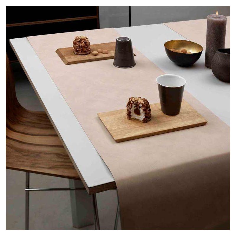 chemin de table scandinave great lovely chemin de table crochet tuto chemin de table marguerite. Black Bedroom Furniture Sets. Home Design Ideas