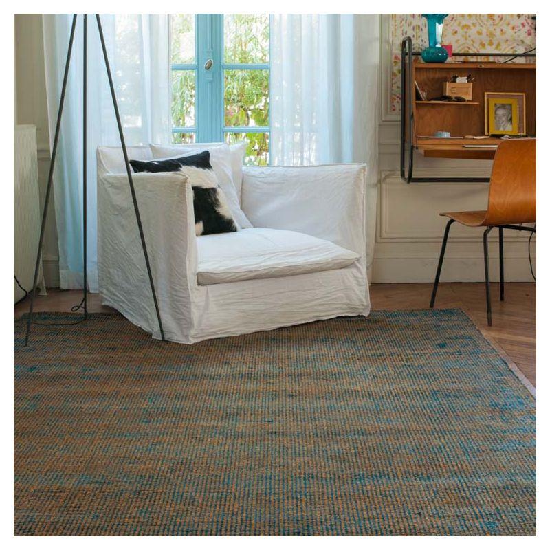 Metissage tapis jute soie toulemonde bochart - Tapis tout le monde bochart ...