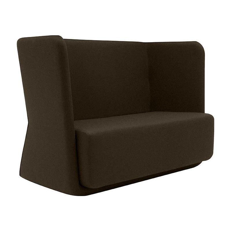 basket canap design 2 places tissu softline. Black Bedroom Furniture Sets. Home Design Ideas