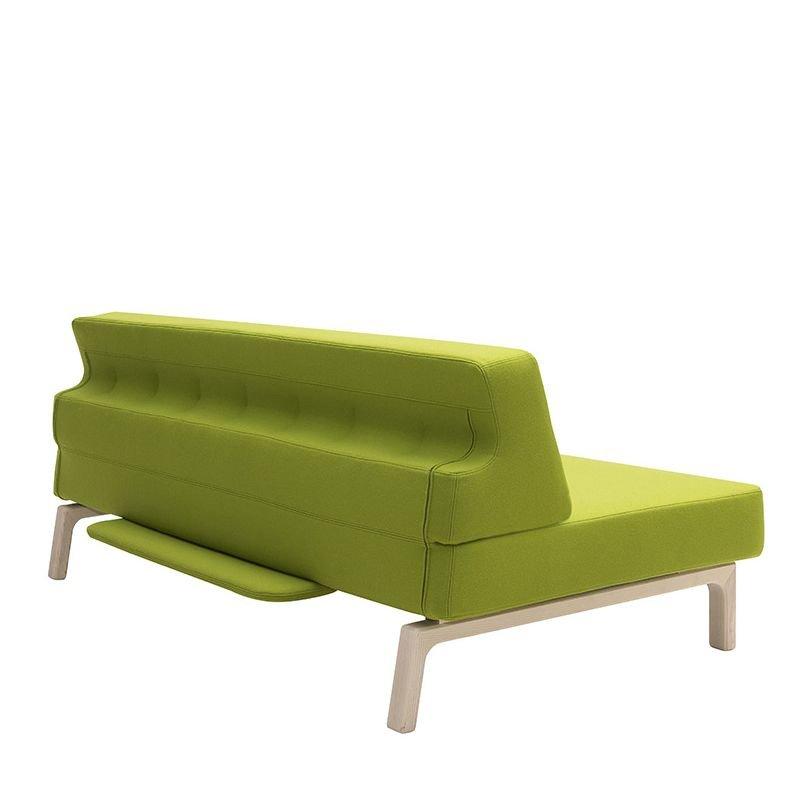 Lazy, canapé 2/3 pl. canapé-lit design Softline