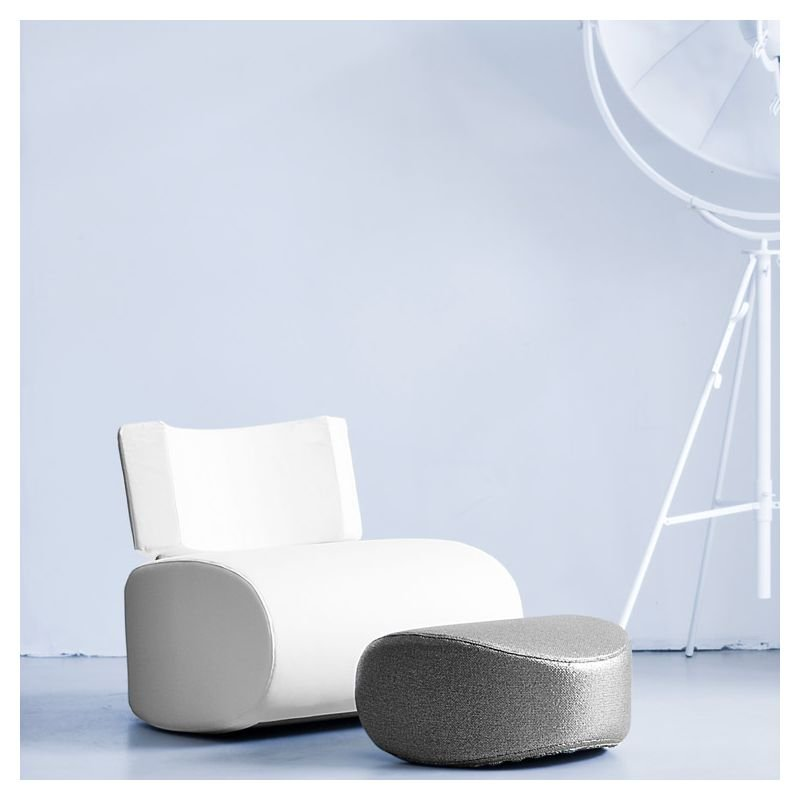 Apollo Fauteuil Bascule Pouf Design Softline