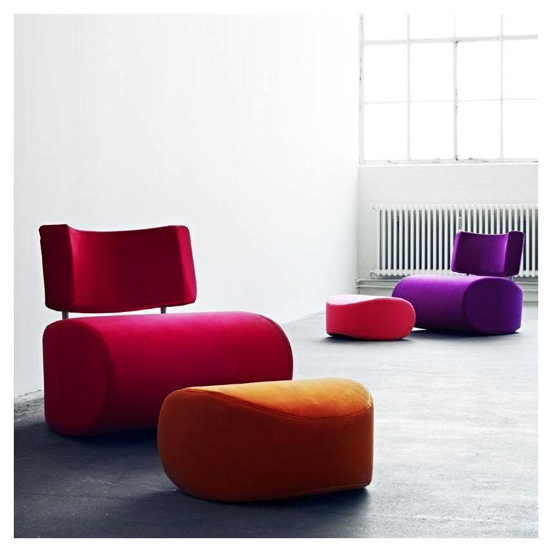 apollo fauteuil bascule pouf design softline. Black Bedroom Furniture Sets. Home Design Ideas