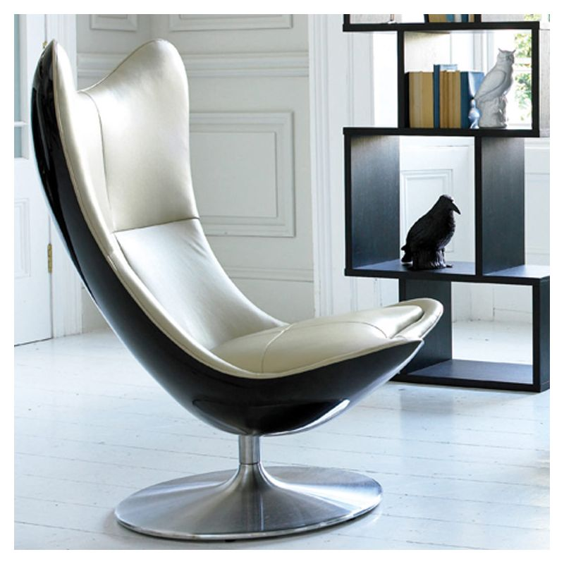 glove fauteuil pivotant design terence conran. Black Bedroom Furniture Sets. Home Design Ideas