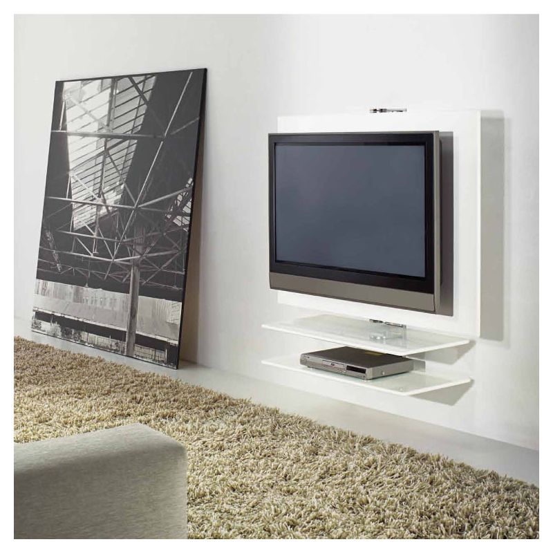 Tv murale for Etagere sous tv