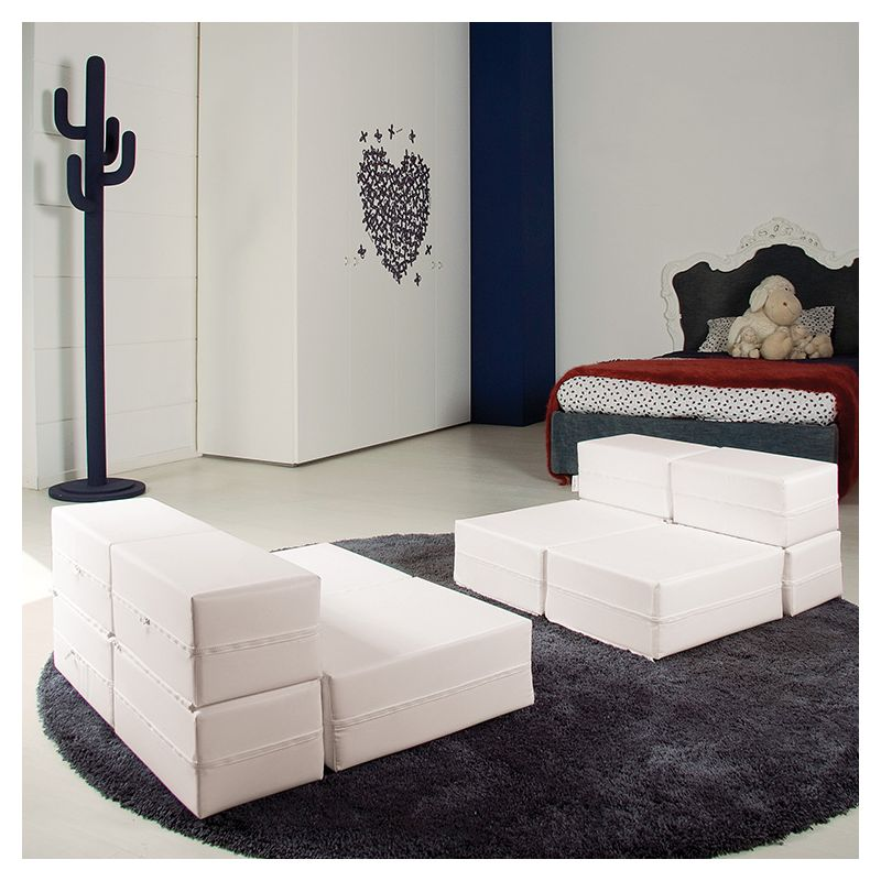 kuboletto lit de jour multifonction 20 positions. Black Bedroom Furniture Sets. Home Design Ideas