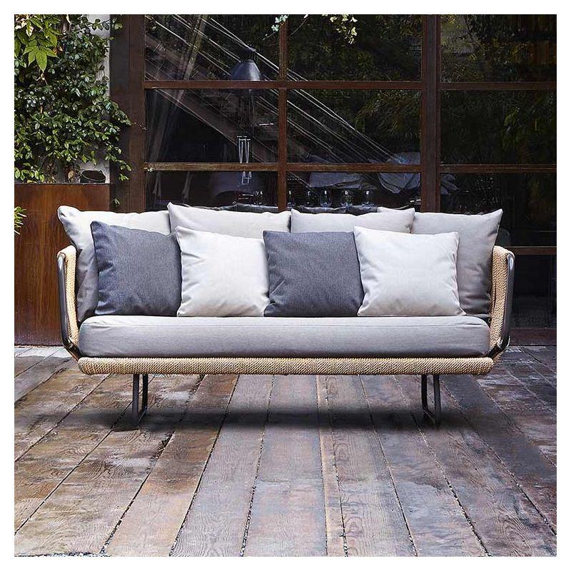 babylon canap ext rieur design varaschin. Black Bedroom Furniture Sets. Home Design Ideas