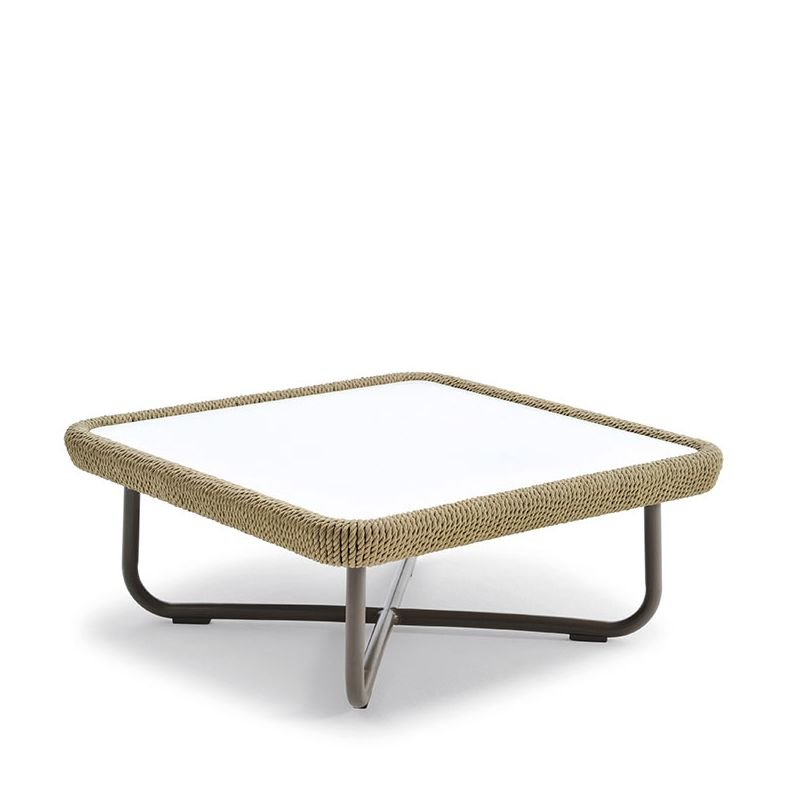 Babylon, table basse jardin design Varaschin