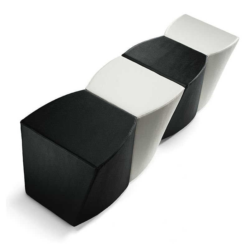 pouf design moderne. Black Bedroom Furniture Sets. Home Design Ideas