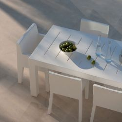 Table outdoor rectangulaire JUT Vondom