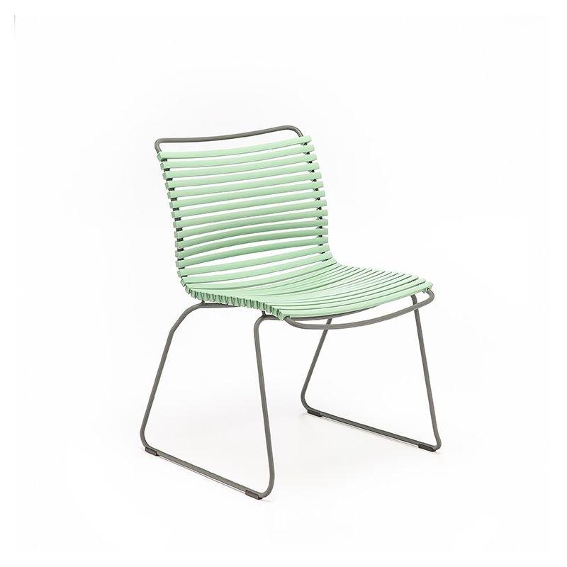 chaise de jardin coloris vert sauge click houe - Chaise Exterieur
