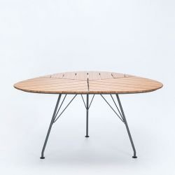 Table triangulaire bambou LEAF Houe