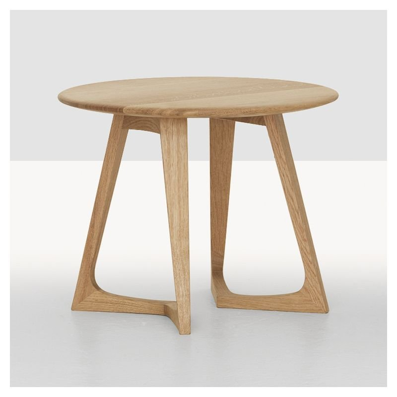 Table chevet design bois twist night zeitraum - Table de chevet chene ...
