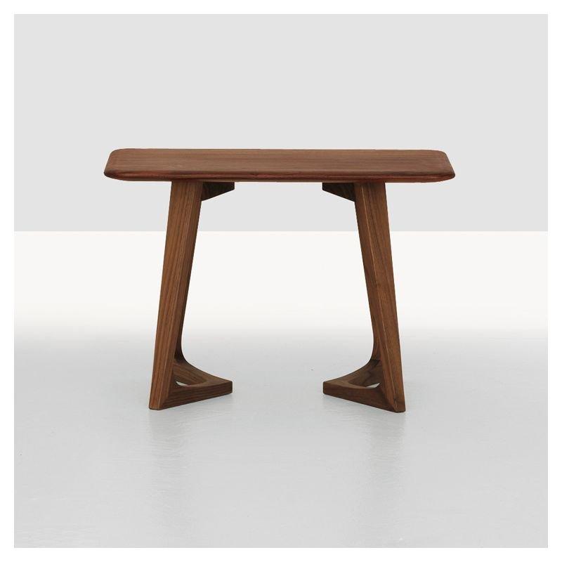 table chevet bois massif trendy table chevet tiroir en. Black Bedroom Furniture Sets. Home Design Ideas