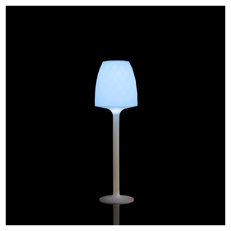 Vases lampadaire outdoor design vondom for Lampadaire interieur