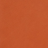 Cuir orange Elmotique VI 45011