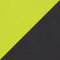 Assise vert anis-Divina 3 936, dossier noir-Valencia