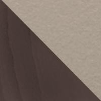 Hêtre toasté-Céramique camel