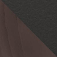 Hêtre toasté-Céramique noire