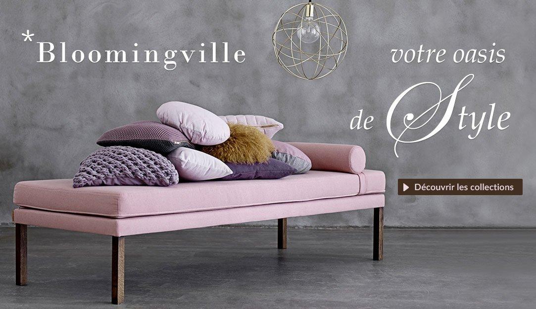 Les meubles scandinaves Bloomingville, votre oasis de style