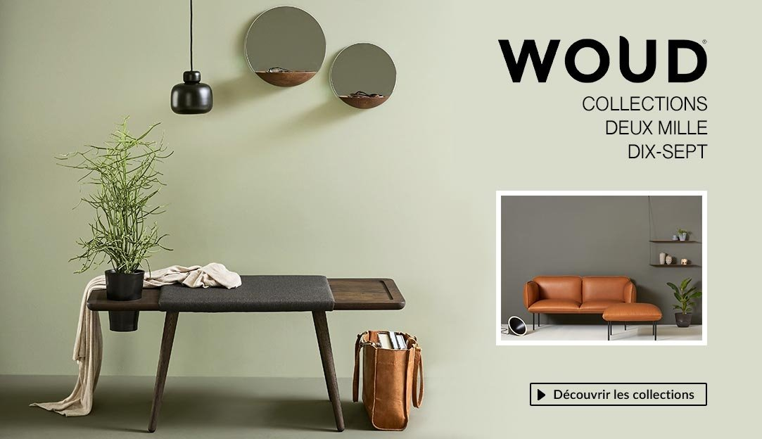 Voir les collections 2017 de la marque danoise Woud