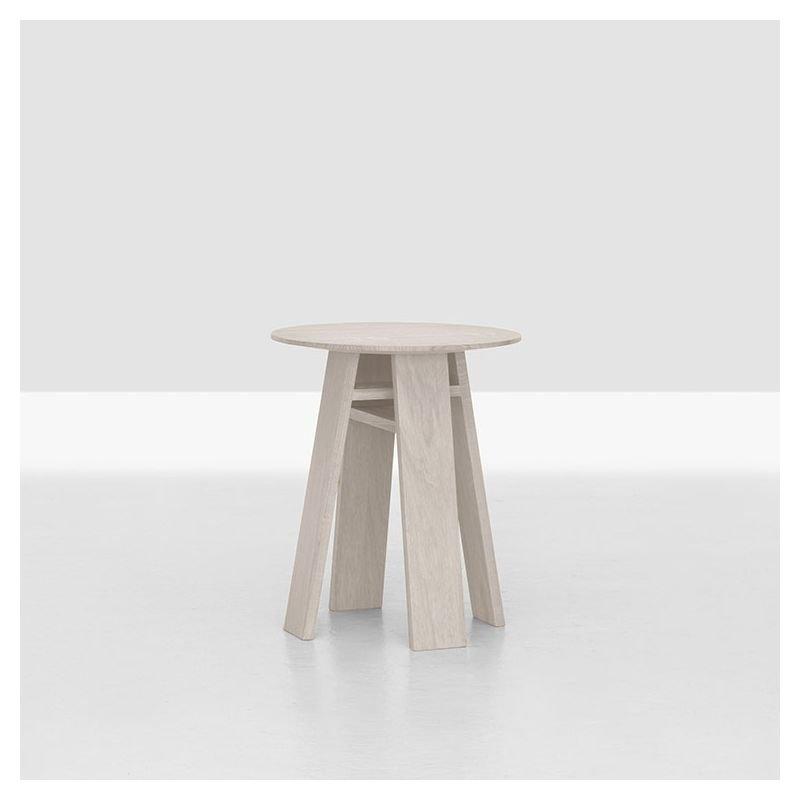 Table d'appoint teintée craie BONDT modèle S Zeitraum