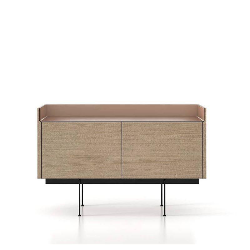 Stockholm Buffet Bas Punt 2 Portes Design Mario Ruiz