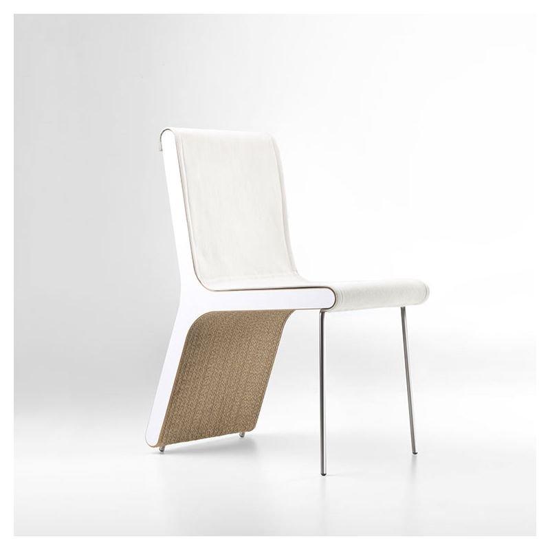 Chaise JVETT éco-design Staygreen, coloris kraft naturel