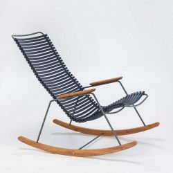 Rocking-chair outdoor CLICK Houe