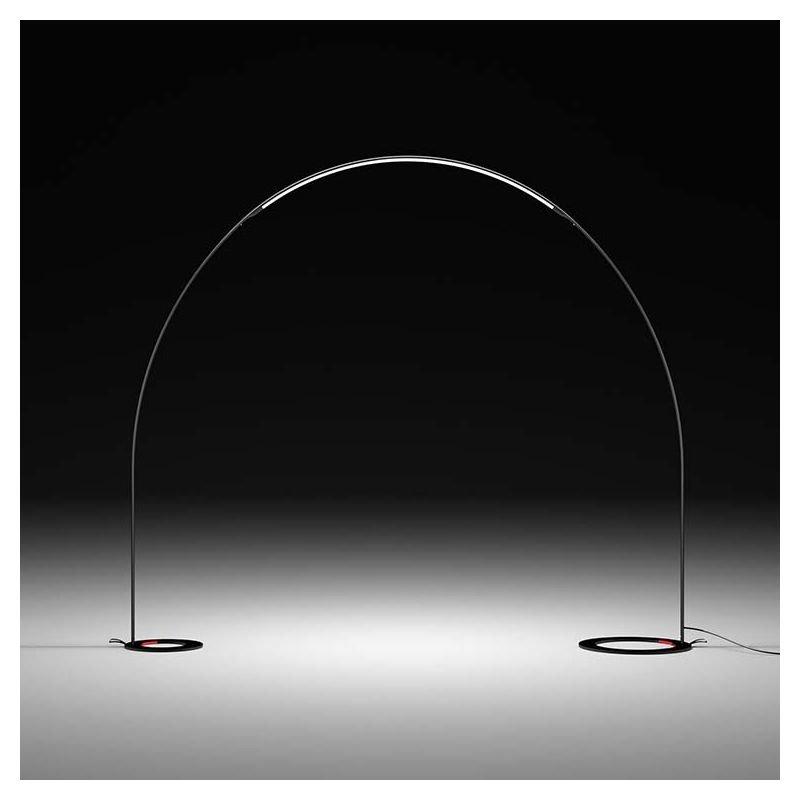 Favoris Halley, lampe led outdoor, lampadaire arc design Vibia YP12
