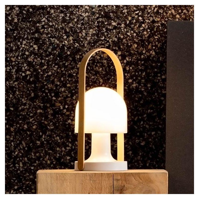 Lampe LED sans fil FOLLOWME Marset