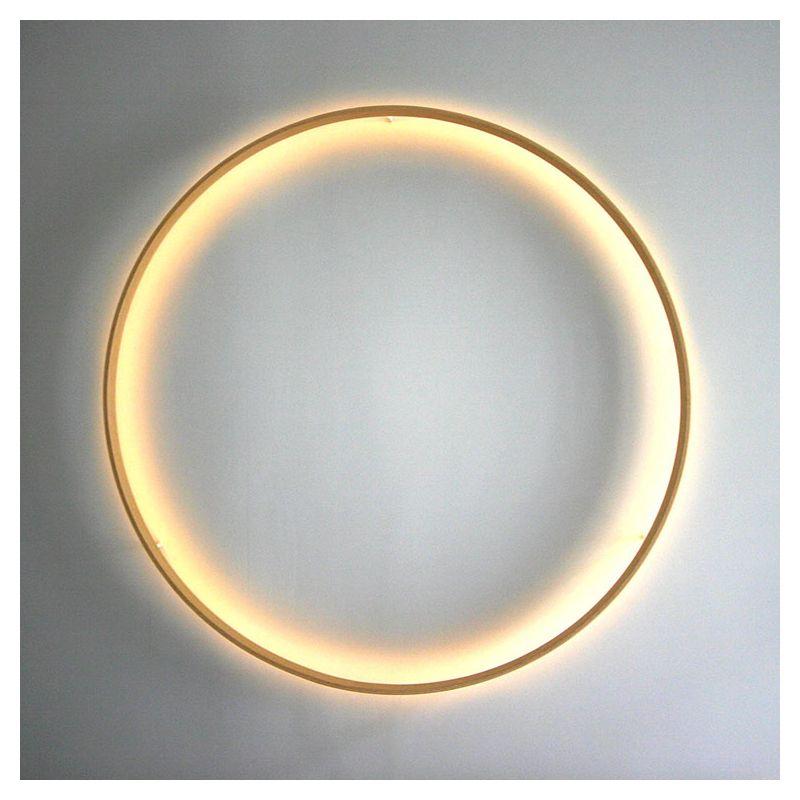 Applique LEDs O²5 Henri Bursztyn, alimentation murale directe