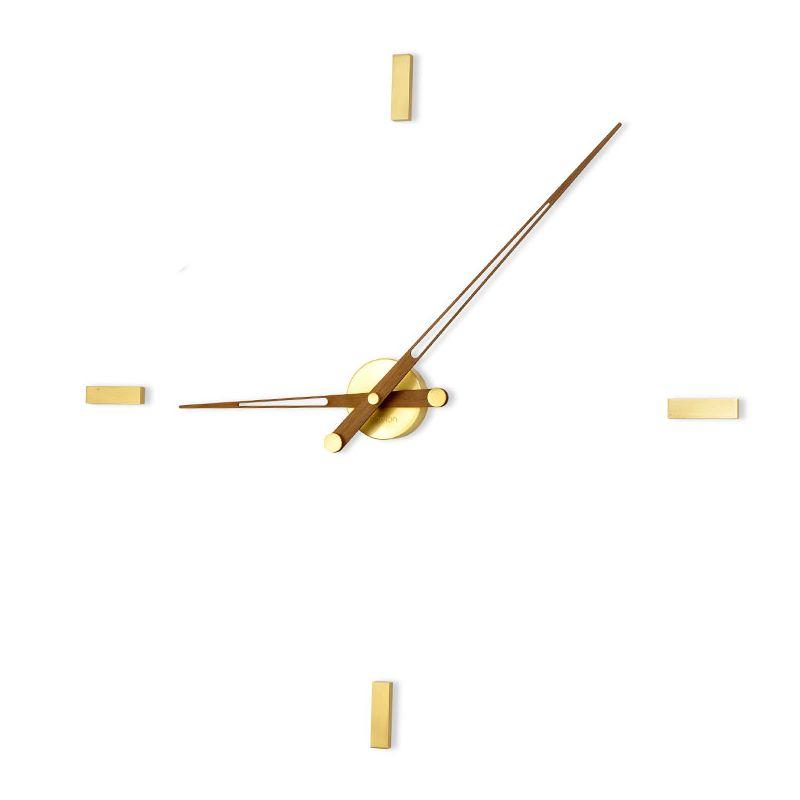 Horloge design TACON G Nomon, 4 repères