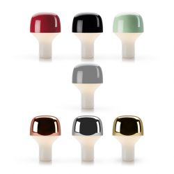 Lampes de table CAP Teo, palette des coloris