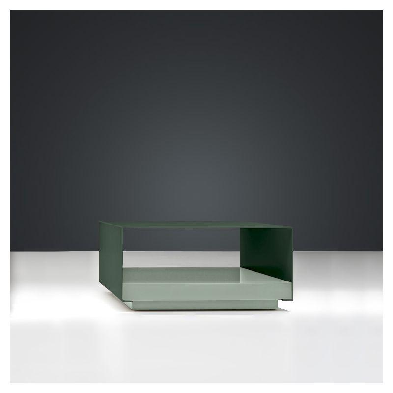 Module table basse olive KOBO Kendo, base menthe