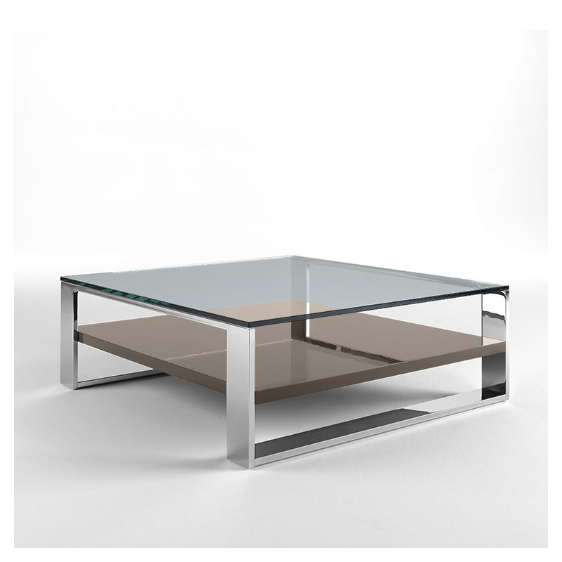 Soleo Table Basse Carree Kendo Personnalisable