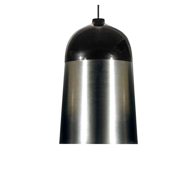 Suspension GLAZE 32 Innermost, finition noir et charbon