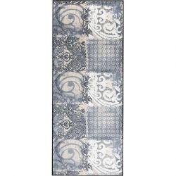 Tapis de couloir lavable 75 x 190 cm ARABESQUE Wash and Dry