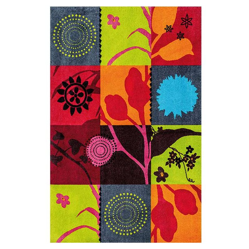 Tapis lavable SUMMER BREEZE Wash and Dry 110 x 175 cm