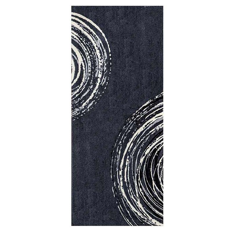 Tapis de couloir lavable SWIRL Wash and Dry 80 x 200 cm