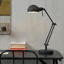 Lampe de table GLASGOW noire It's About Romi