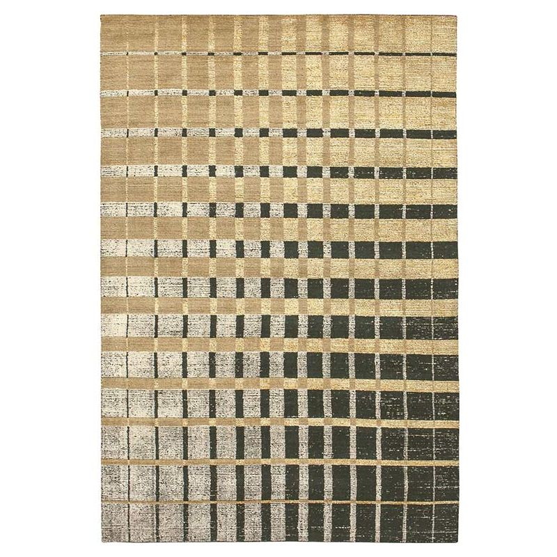 Tapis ISADORA Or, collection Linea Toulemonde Bochart