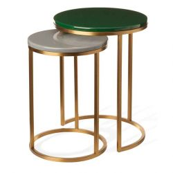 Tables d'appoint gigogne GLOSSY Pols Potten
