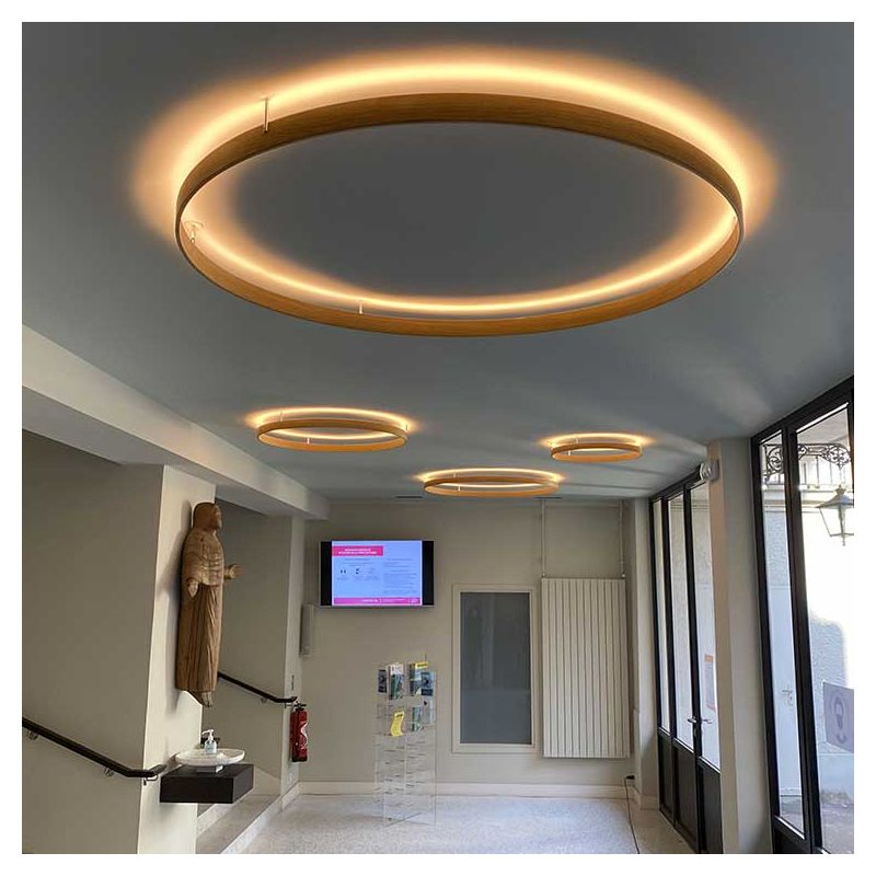 Suspension LEDs O4 Henri Bursztyn