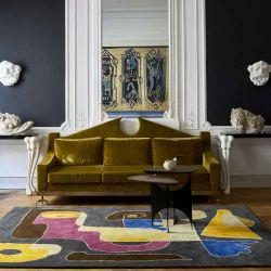 Tapis PROFIL NOCTURNE, collection Designers Toulemonde Bochart copyright D.Delmas