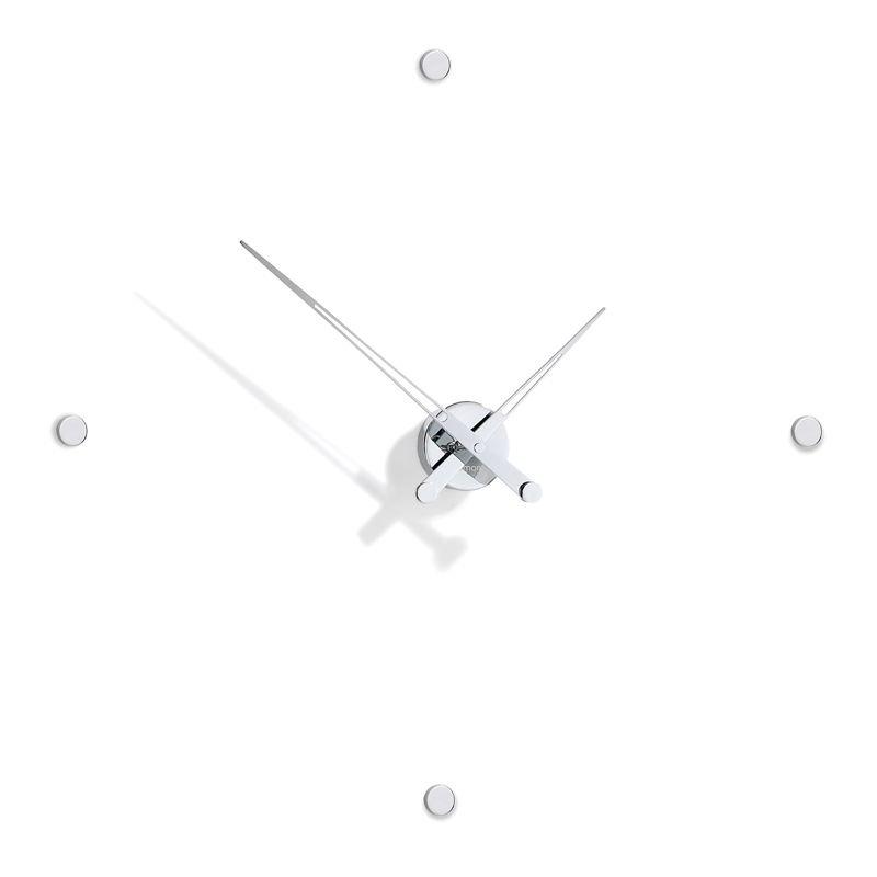 Horloge murale RODON i 4 repères horaire Nomon